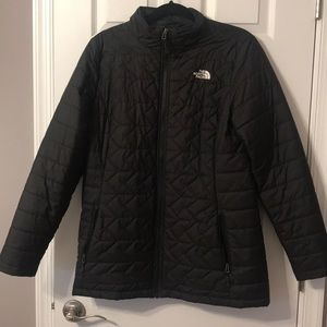 Women's North Face insulated jacket